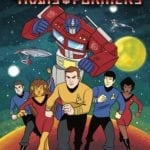 Crossover series Star Trek vs. Transformers announced by IDW