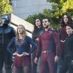 Promo images for Supergirl's Season 3 Finale – 'Battles Lost and Won'