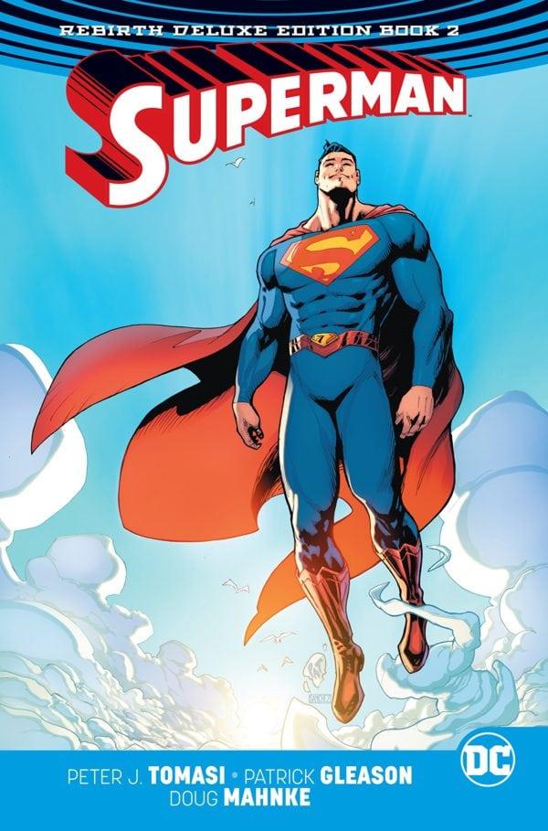 Superman-Rebirth-Deluxe-Edition-Book-2-600x909