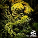 "DC Universe's Swamp Thing TV series will use a physical costume, aiming for ""hard R rating"" with graphic violence"