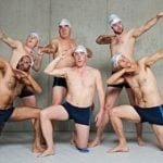 UK trailer for Swimming with Men starring Rob Brydon