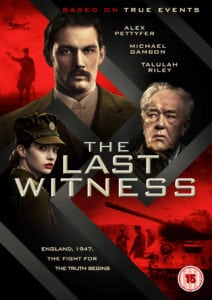 Movie Review - The Last Witness (2018) | Flickering Myth