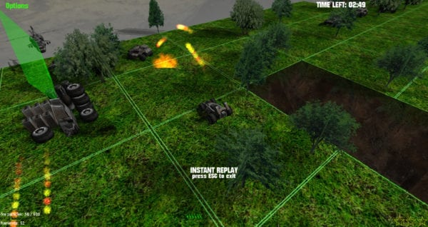 action puzzler the general retreats arrives on steam and