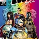 Preview of Titans Special #1