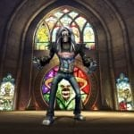 Souvenir Tour Eddie character free to players of Iron Maiden: Legacy of the Beast