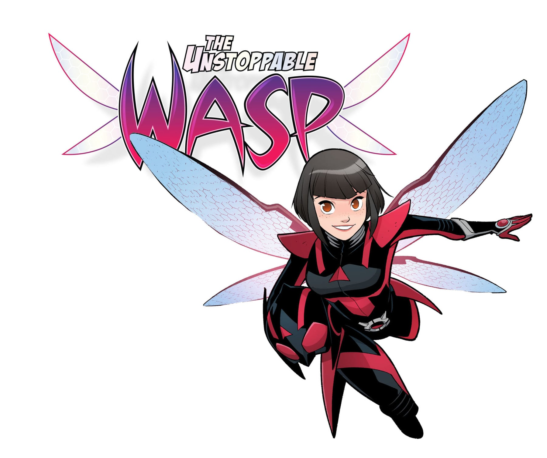 Janet van dyne wasp avengers earth039s mightiest heroes - 3 9