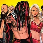 Boom! Studios and WWE announce WWE: NXT Takeover event