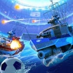 World of Warships Blitz celebrates a certain sporting event with 'Operation Football' event