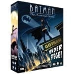 Batman: The Animated Series comes to tabletops with Gotham Under Siege