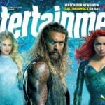 Aquaman graces the cover of EW, first look at Black Manta