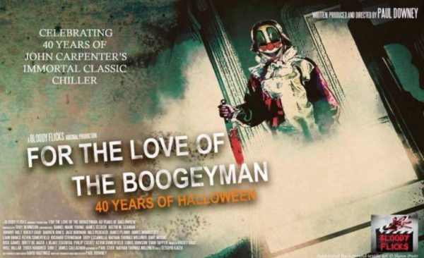 movie review for the love of the boogeyman 40 years of halloween 2018