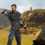 Iron Studios' Avengers: Infinity War Battle Diorama Series Captain America available to pre-order