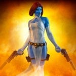 Sideshow's Mystique Premium Format Figure available now for pre-order