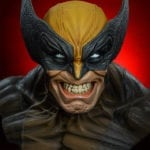 Sideshow's life-size Wolverine bust available now for pre-order