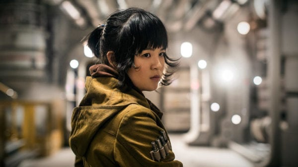 Kelly Marie Tran stands up to racist Star Wars trolls