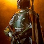 Sideshow's Legendary Scale Boba Fett Star Wars collectible figure available to pre-order
