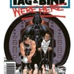 Amazing Spider-Man #800 and Star Wars: Tag & Bink Were Here top bestselling comics and graphic novels of May 2018