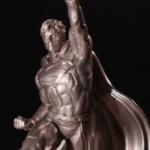 Superman immortalised in pure silver to celebrate 80th anniversary