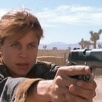 Terminator behind-the-scenes photo features first look at the returning Linda Hamilton