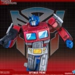 Pop Culture Shock rolls out its Optimus Prime G1 collectible statue
