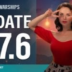 World of Warships update 0.7.6 arrives this Thursday