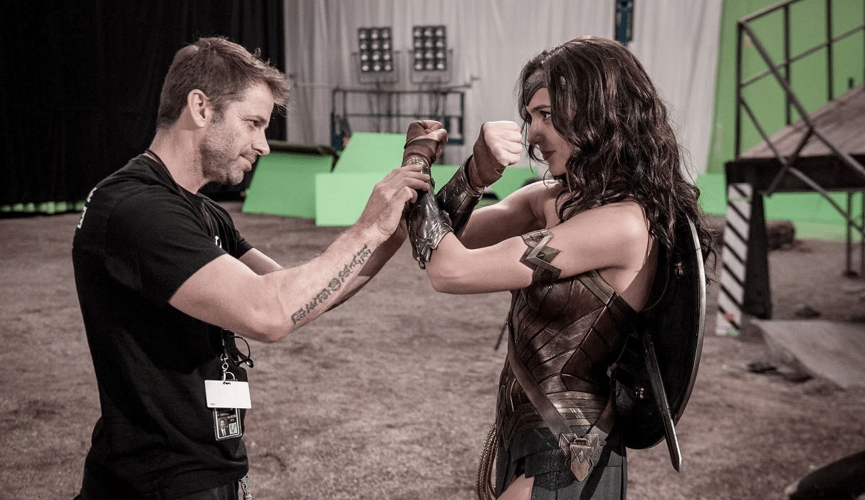 Zack Snyder isn't expecting another DCEU return after Justice League