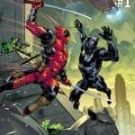 Marvel announces Black Panther vs. Deadpool