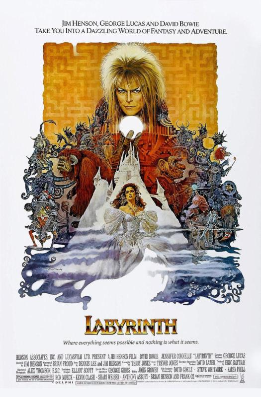 Goblins, Monsters, Brown Loafers and Paranoid Schizophrenia: The True Nature of Labyrinth