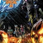 Marvel announces horror anthology Avengers Halloween Special