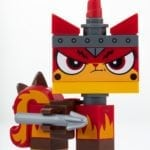 The LEGO Movie 2: The Second Part's Apocalypseburg Unikitty gets an SDCC exclusive minifigure from LEGO