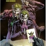 Geoff Johns and Jason Fabock reveal first look at Batman: Three Jokers at Comic-Con