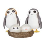 Hasbro's Star Wars: Forces of Destiny Chewbacca and Porgs SDCC exclusive set revealed