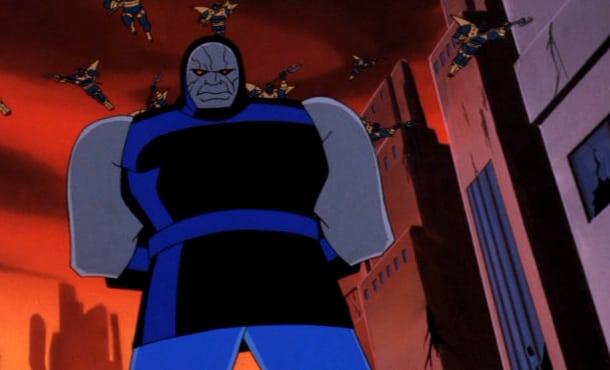 michael ironside reprising darkseid role for lego dc super