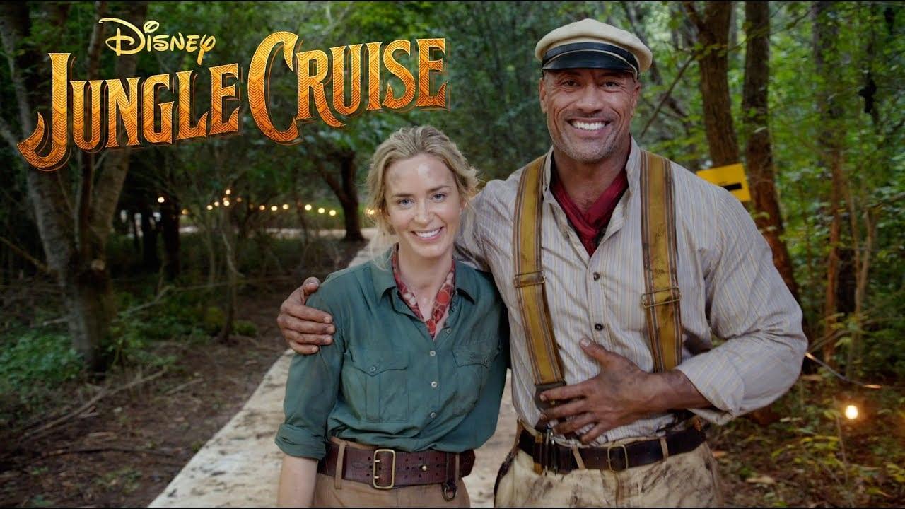 Jungle Cruise Image Features Dwayne Johnson Jack