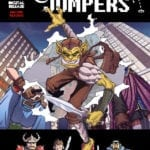 Action Lab's Double Jumpers returns for a second series with Full Circle Jerks