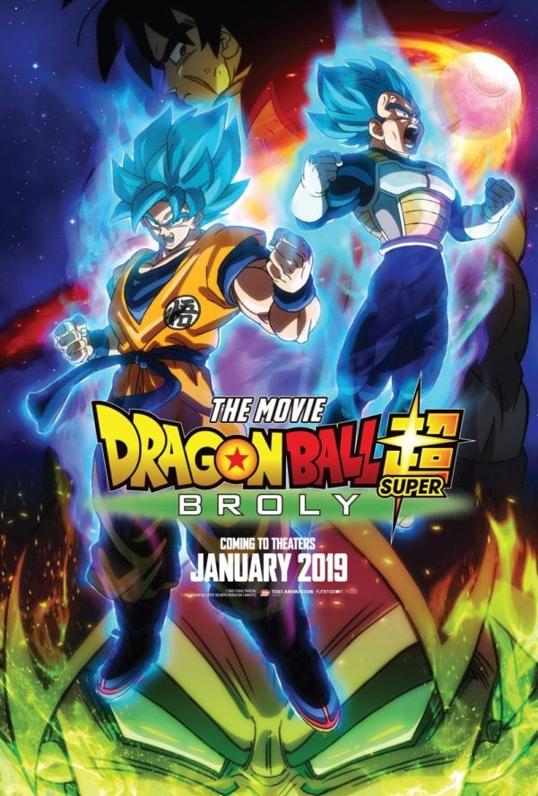 Dragon Ball Super Broly Movie Online
