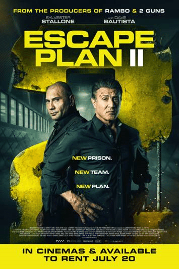 Movie Review Escape Plan 2 2018