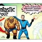 Marvel announces Jack Kirby hidden gem variant cover for Fantastic Four #1