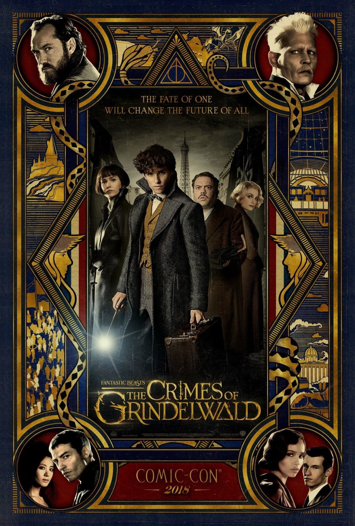 Fantastic Beasts: The ...