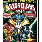 Marvel announces Guardians of the Galaxy: Tomorrow's Heroes Omnibus