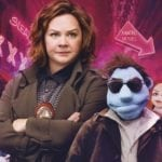 The Happytime Murders poster promises sex, murder and puppets
