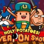 Holy Potatoes! A Weapon Shop?! coming to PS4 and Nintendo Switch next week
