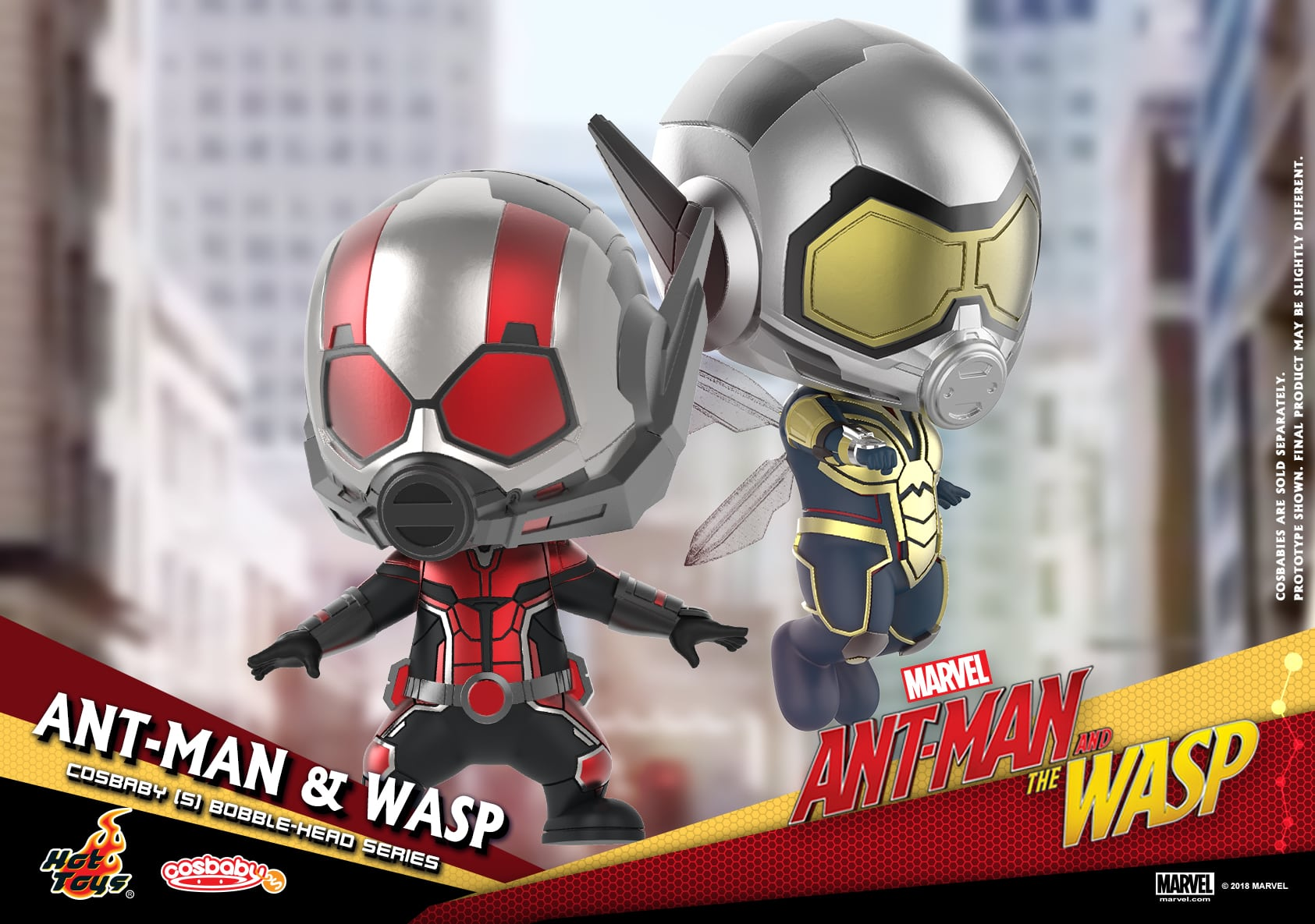 Hot Toys Reveals Its Ant-Man And The Wasp Cosbaby Bobble-6348