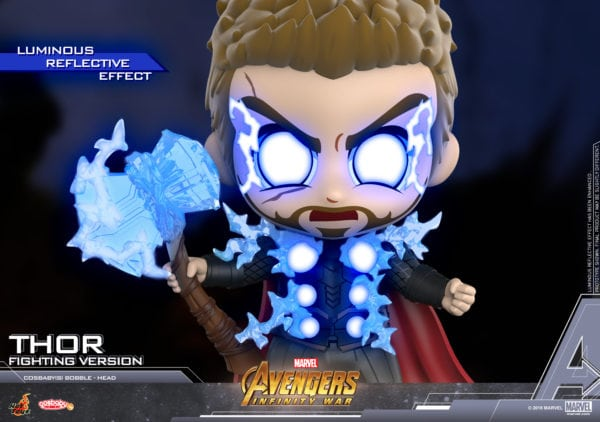 hot toys Cosbaby Marvel Avengers Infinity War Dr Doctor Strange FIGHTING VERSION