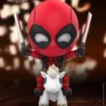 Hot Toys unveils a new wave of Deadpool Cosbaby Bobble-heads