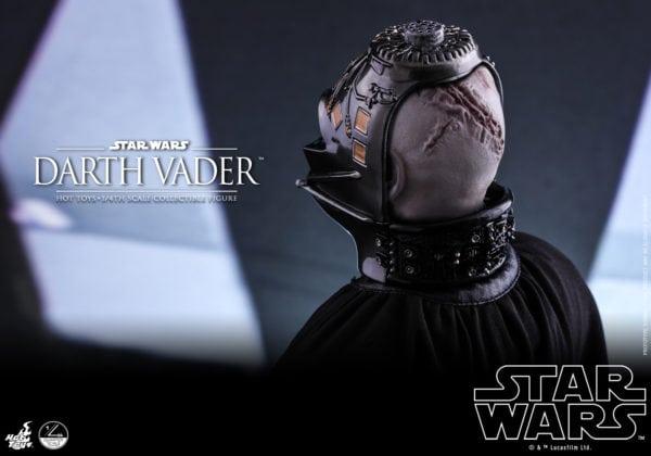 Hot Toys Star Wars Return Of The Jedi Darth Vader