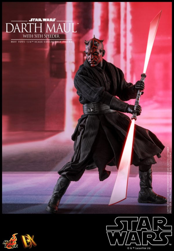 Hot-Toys-Star-Wars-Darth-Maul-with-Sith-Speeder-collectible-figure-11-600x867