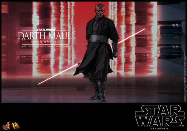Hot-Toys-Star-Wars-Darth-Maul-with-Sith-Speeder-collectible-figure-13-600x420