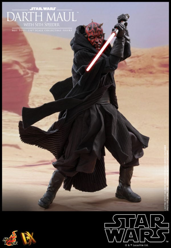 Hot-Toys-Star-Wars-Darth-Maul-with-Sith-Speeder-collectible-figure-7-600x867