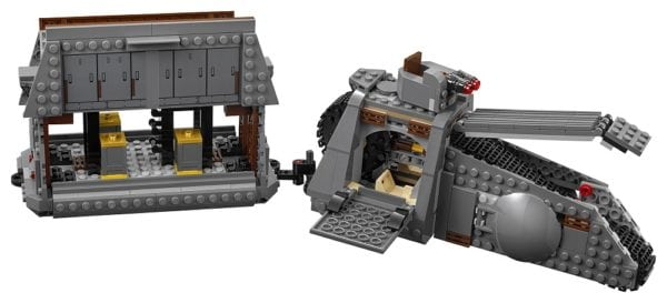 LEGO unveils new Solo: A Star Wars Story sets | Flickering ...